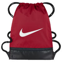 4470a0384cf Nike Brasilia Gymsack - Red   Black