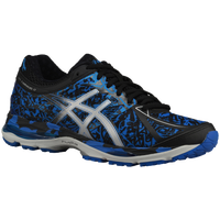 ASICS� GEL-Cumulus 17 - Men's - Blue / Silver