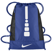 ec1a2efacd Nike Hoops Elite Gymsack - Blue   White