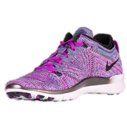 Nike Free Flyknit Purple