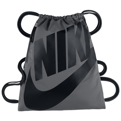 nike heritage gymsack casual accessories dark grey. Black Bedroom Furniture Sets. Home Design Ideas