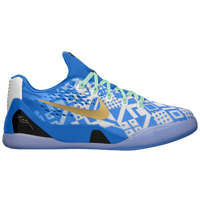 Nike Kobe IX - Boys' Grade School - Blue / White