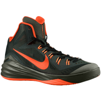 Nike Hyperdunk 2014 - Men's - Dark Green / Orange