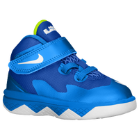 Nike Soldier VIII - Boys' Toddler - Blue / Light Blue