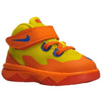 Nike Soldier VIII - Boys' Toddler -  Lebron James - Yellow / Orange