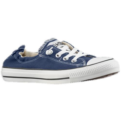 Converse Navy Blue Womens