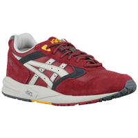 ASICS Tiger GEL-Saga - Men's - Maroon / White