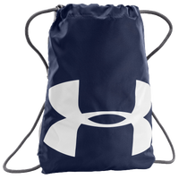 Under Armour Ozsee Sackpack - Navy / Grey