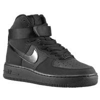 Nike Air Force 1 High - Boys' Grade School - All Black / Black