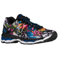 ASICS� GEL-Nimbus 17 - Men's - White / Black