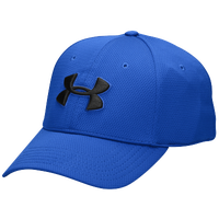 Under Armour Blitzing II Stretch Fit Cap - Men's - Blue / Black