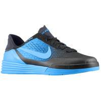 Nike SB P. Rod 8 - Boys' Grade School - Black / Light Blue