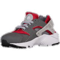 Nike Huarache Black Grey Red