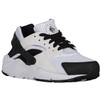 Nike Huarache Run - Boys' Grade School - White / Black