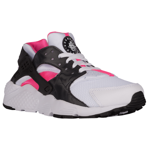 Huaraches Pink And White