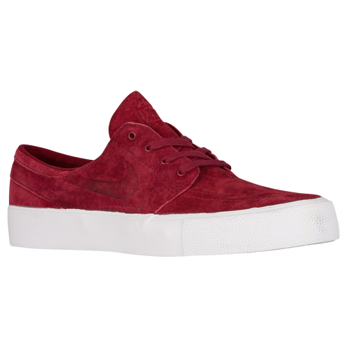 Nike SB Zoom Stefan Janoski - Men's - Red / White