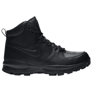 Nike ACG Manoa Leather - Men's - Black/Black/Black