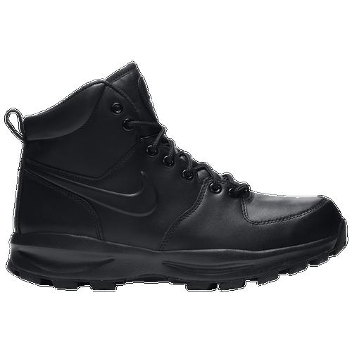 nike acg manoa s casual shoes black black black