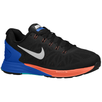 Nike LunarGlide 6 - Women's - Black / Blue