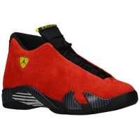 Jordan Retro 14 - Men's - Red / Black
