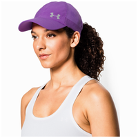 Under Armour Fly Fast Cap - Women's - Purple / Silver