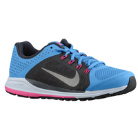 Nike Zoom Elite + 6 - Women's - Light Blue / Black