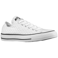 Converse All Star Perfed Canvas - Women's - White / Black