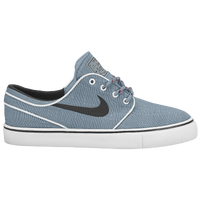 Nike SB Stefan Janoski - Boys' Grade School - Grey / Black