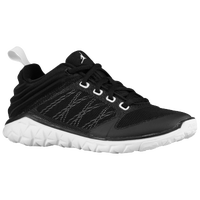 Jordan Flight Flex Trainer - Boys' Grade School - Black / White