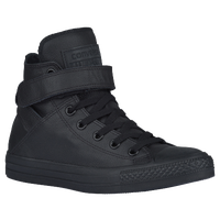 Converse All Star Hi - Women's - All Black / Black