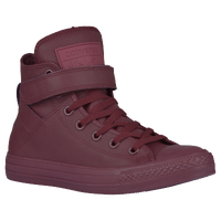 Converse All Star Hi - Women's - Maroon / Maroon