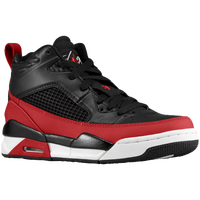 Jordan Flight 9.5 - Boys' Grade School - Black / Red