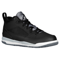 Jordan Flight 9.5 - Boys' Preschool - Black / White