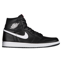 Jordan Retro 1 High OG - Men's - Black / White