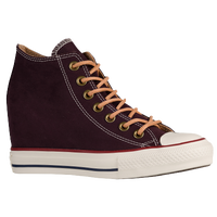 Converse All Star Lux - Women's - Maroon / Off-White