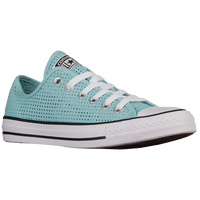 Converse All Star Perfed Canvas - Women's - Light Green / White