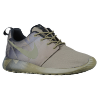Nike Roshe One - Men's - Olive Green / Black