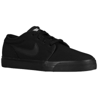 Nike Toki Low - Men's - All Black / Black