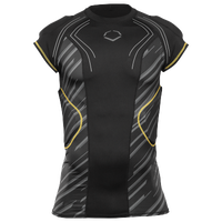 Evoshield CustomTech EvoAlpha Rib Shirt - Men's - Black / Grey
