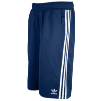 adidas Originals Tricot Shorts - Men's - Navy / White