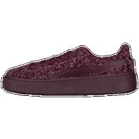 puma chaussure plateforme