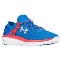 Under Armour Speedform Fortis Night - Men's - Light Blue / White