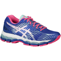 ASICS� Gel-Nimbus 17 - Women's - Blue / White