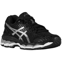 ASICS� GEL-Nimbus 17 - Women's - Black / Silver