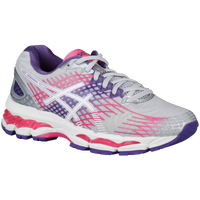 ASICS� Gel - Nimbus 17 - Women's - Grey / White