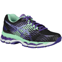 ASICS� Gel-Nimbus 17 - Women's - Black / Purple