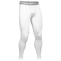 Under Armour Coldgear Armour Compression Tights - Men's - White / Grey