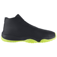 Jordan AJ Future - Boys' Grade School - Grey / Light Green