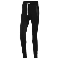 PUMA Cuffed Sweat Pants - Men's - Black / Grey