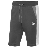 PUMA Evo LF Shorts - Men's - Grey / White